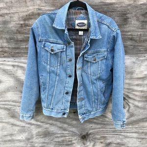 Austin Clothing Co 'Roadster' Lined Jean Jacket